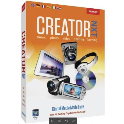 Creator Platinum NXT Corp Maint(1 Yr)(501-2500) ML   ESD