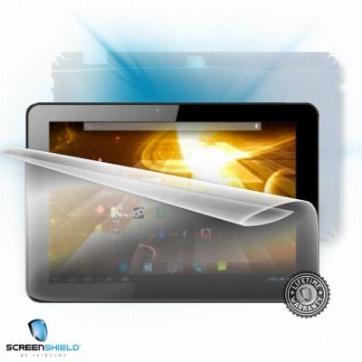 ScreenShield fólie na celé tělo pro GOCLEVER ARIES 101 3G (TAB M1042)
