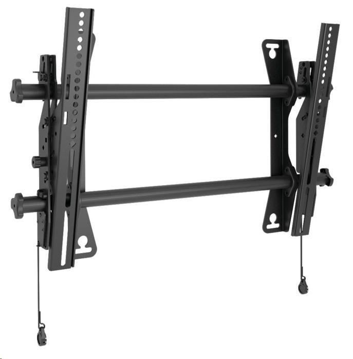 """NEC držák PD02W T M L- Medium universal wall mount for LFDs from 32"""" to 46"""" with tilt function,landscape"""