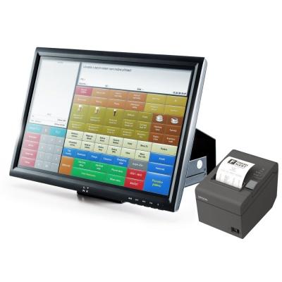 """LYNX Pokladní systém 15"""" odolný s Conto Max Windows 10"""