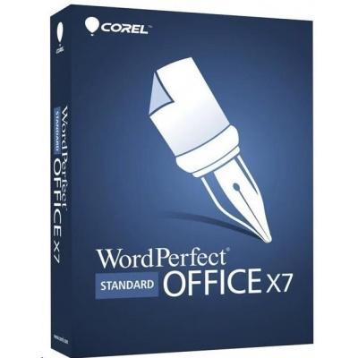WordPerfect Office Standard Maint (2 Yr) EN Lvl 5 (250+) ESD
