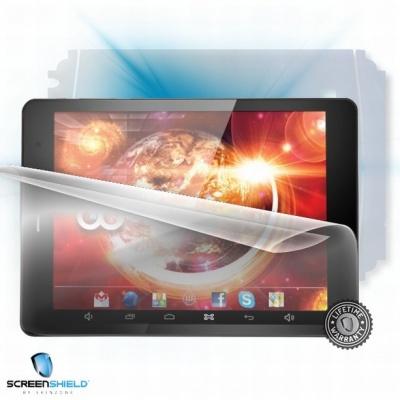 ScreenShield fólie na celé tělo pro GOCLEVER ARIES 785 3G (TAB M7841)