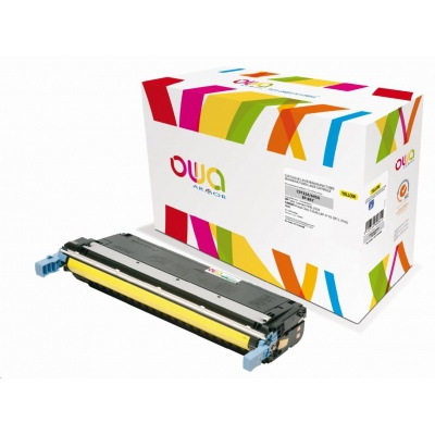 OWA Armor toner pro CANON LBP 2710, 2810 ImageClass C3500, 12000 Stran, EP86Y, žlutá/yellow (EP-86Y)