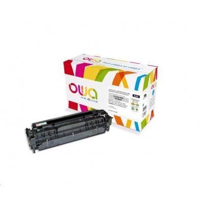 OWA Armor toner pro HP Color Laserjet CP2020, CP2025, CM2320, CM2720, 3500 Stran, CC530A, černá/black