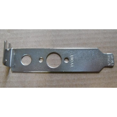 MSI ACC TV out Low Profile bracket for MS-V056