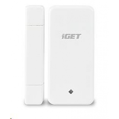 iGET SECURITY M3P4 Bezdrátový magnetický senzor pro dveře/okna k alarmu M3 a M4