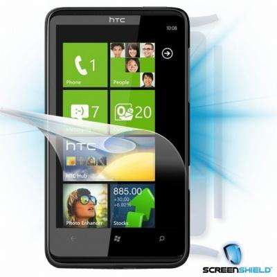 ScreenShield fólie na celé tělo pro HTC HD7