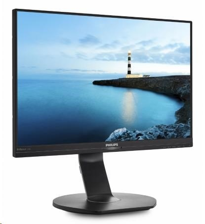 """Philips MT IPS LED 24"""" 240B7QPTEB/00 - IPS panel, 1920x1200, 300cd, D-Sub, HDMI, DP, USB, repro, pivot"""
