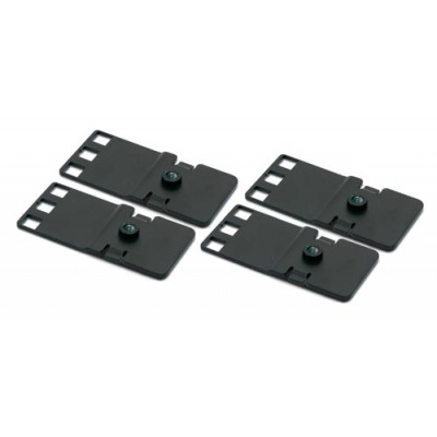 "APC Adapter Kit 2"" to 19"" Black"