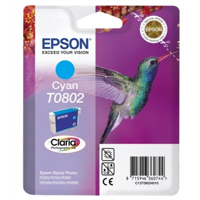 EPSON ink bar CLARIA Stylus Photo R265/ RX560/ R360 - cyan