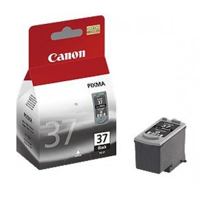 Canon BJ CARTRIDGE black PG-37 (PG37) BLISTER SEC
