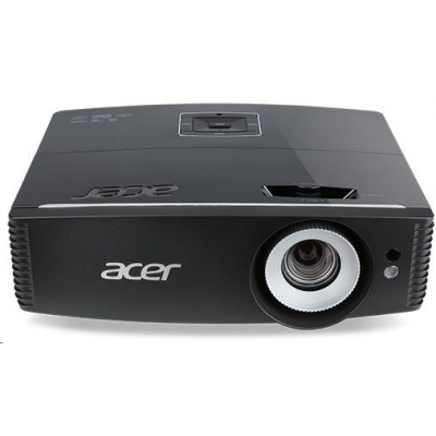 ACER Projektor P6500,DLP 3D,FHD(1920x1080),5000 ANSI,20 000:1,HDMI(MHL),internal HDMI,RJ45,audio in/out,živ. lampy 3000h