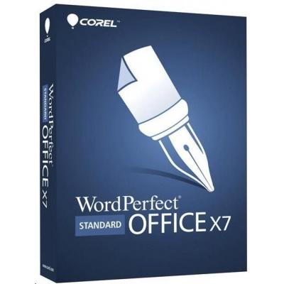 WordPerfect Office Standard Maint (2 Yr) EN Lvl 3 (25-99) ESD
