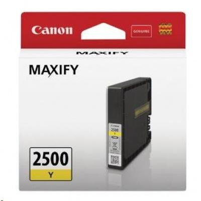Canon BJ CARTRIDGE PGI-2500 Y