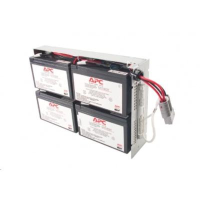 APC Replacement Battery Cartridge #23, SU1000RM2U,SU1000RMI2U, SUA1000RM2U