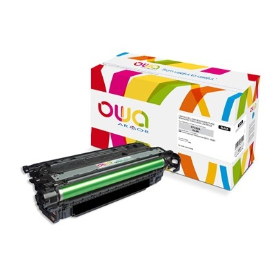 OWA Armor toner pro HP Color Laserjet Ese M651, M680, 11500 Stran, CF320A, černá/black