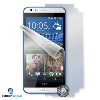 ScreenShield fólie na celé tělo pro HTC Desire 620