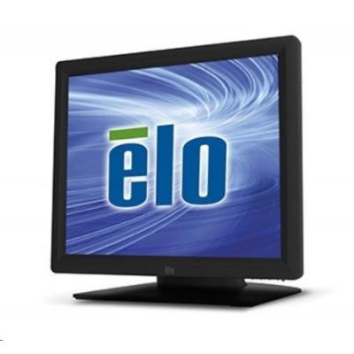 "ELO dotykový monitor1517L 15"" LED IT (SAW) Single-touch USB/RS232 rámeček VGA Black,"