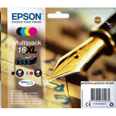 EPSON ink 16XL Series 'Pero' multipack