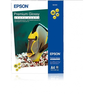EPSON Paper A4 Premium Glossy Photo (50 sheets)