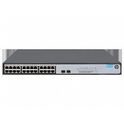 HPE OfficeConnect 1420 24G 2SFP+ Switch