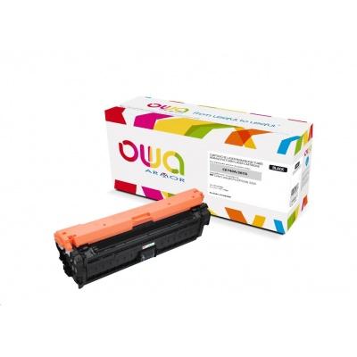 OWA Armor toner pro HP Color Laserjet CP5220, 5225, 7000 Stran, CE740A, černá/black
