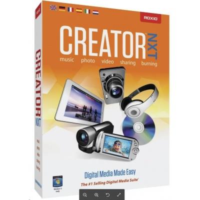 Creator Platinum NXT Corp Maint (1 Yr) (251-500)ML   ESD