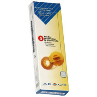 ARMOR korekční páska Lift off No 3 UNIVERSAL č.143 (1-pack)